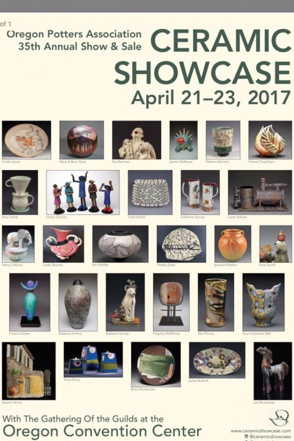 Ceramic Showcase 2017