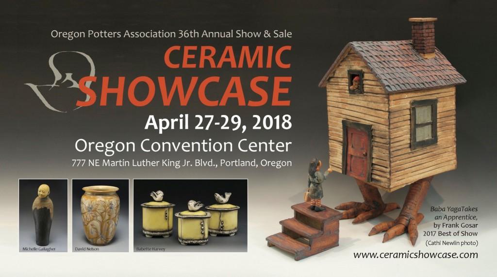 Ceramic Showcase