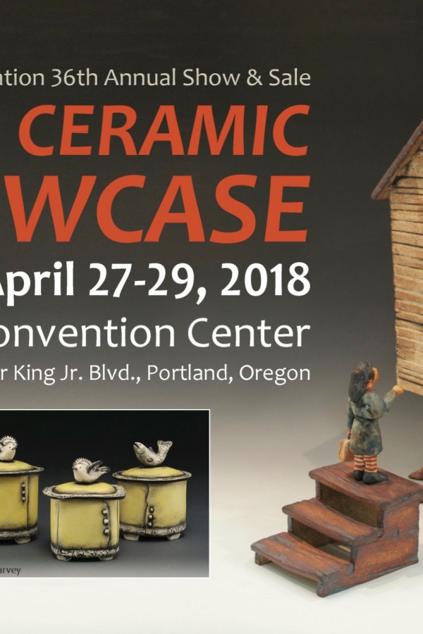Ceramic Showcase 2018